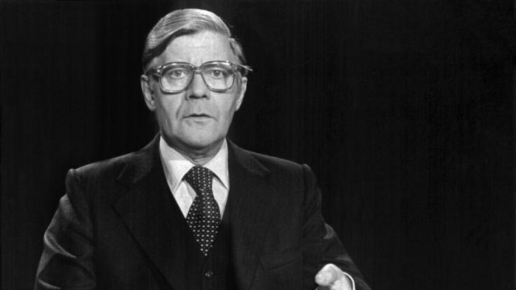 Helmut Schmidt stand 1977 unter extremem Druck.