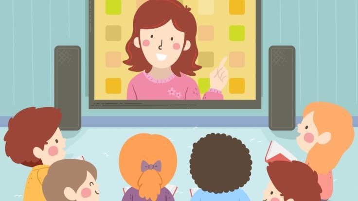 Welche Kindersendungen laufen heute im TV? (Foto)