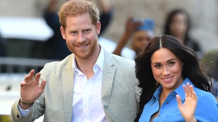 Erwarten Prinz Harry und Meghan Markle bereits ihr zweites Kind?