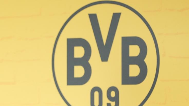 Stolz prangt das Logo des BVB auch bei diesem Spiel. (Symbolbild)
