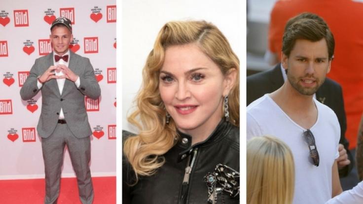 Pietro soll viel Geld verdienen, Madonna wird mit 58 wieder Mutter und Honey leidet an Selbstüberschätzung.