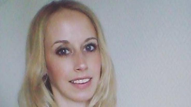 Frisch erblondet: Sofias kleine Schwester, Sara Hellqvist.