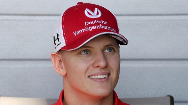 Mick Schumacher bist Weltmeister geworden.