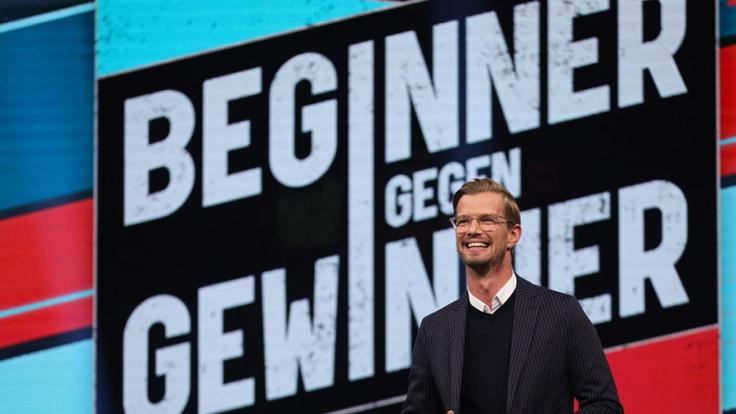 """Bei """"Beginner gegen Gewinner"""" treffen Amateure auf Profis. (Foto)"""