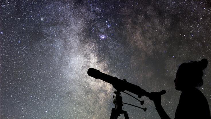 Der Juni wird galaktisch gut. (Foto)