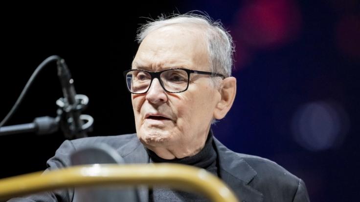 Der Komponist Ennio Morricone ist im Alter von 91 Jahren gestorben. (Foto)