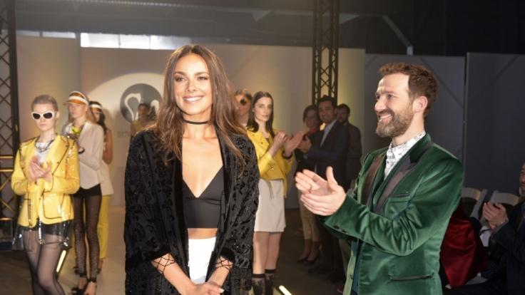 Jasmin hat es endlich geschafft: Sie ist der neue Star am Fashion-Himmel. (Foto)