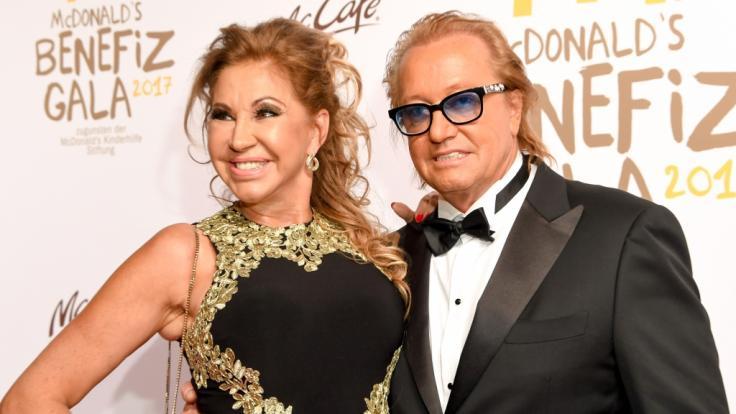 Robert und Carmen Geiss feiern Fernseh-Jubiläum. (Foto)