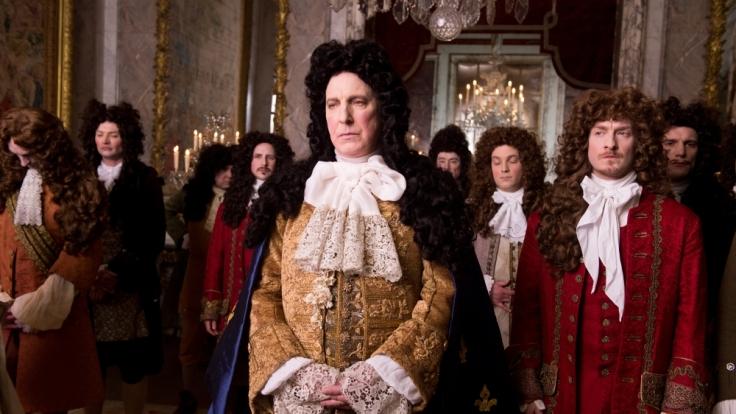 Der begnadete Schauspieler schlüpfte nicht nur in die Rolle des Sonnenkönigs Ludwig XIV, sondern führte zugleich auch Regie. (Foto)