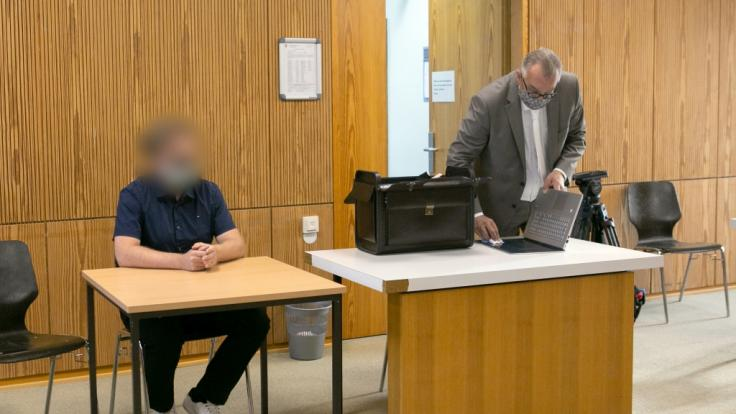 Ein 42 Jahre alter Mann muss sich am Landgericht in Hannover wegen schweren sexuellen Kindesmissbrauchs verantworten. (Foto)