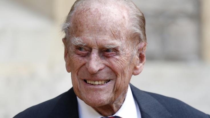 Prinz Philip soll wieder einmal gestorben sein. (Foto)