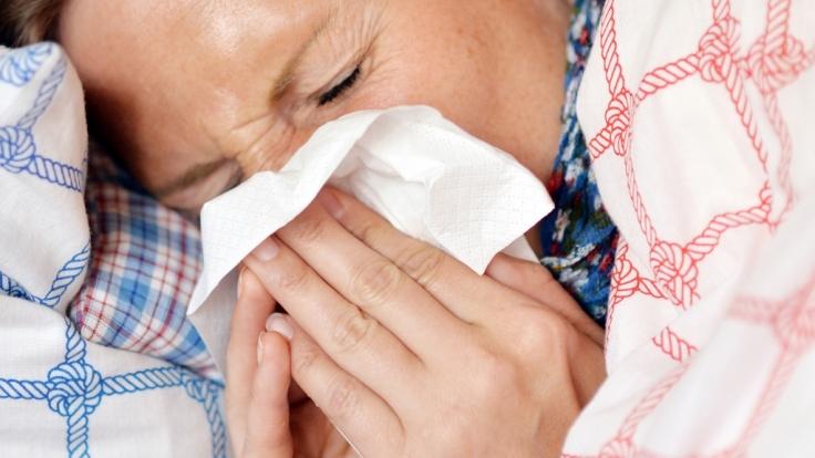 Die Grippewelle hat Deutschland fest im Griff.