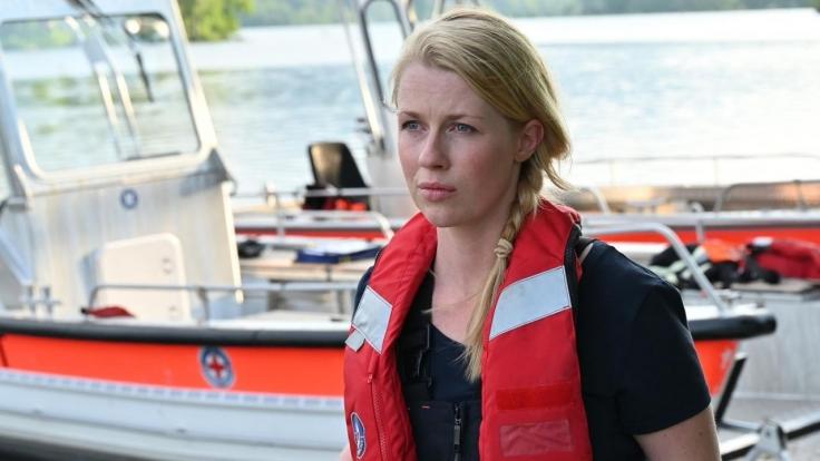 Marie fängt Feuer bei ZDF (Foto)