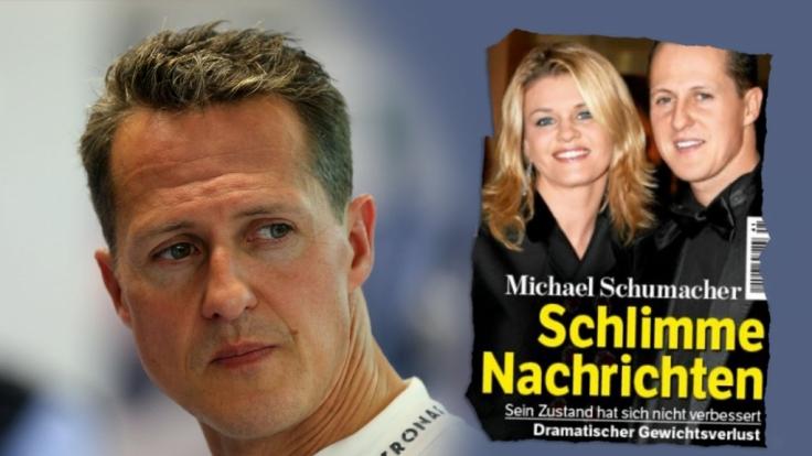 Michael Schuhmacher Aktuell