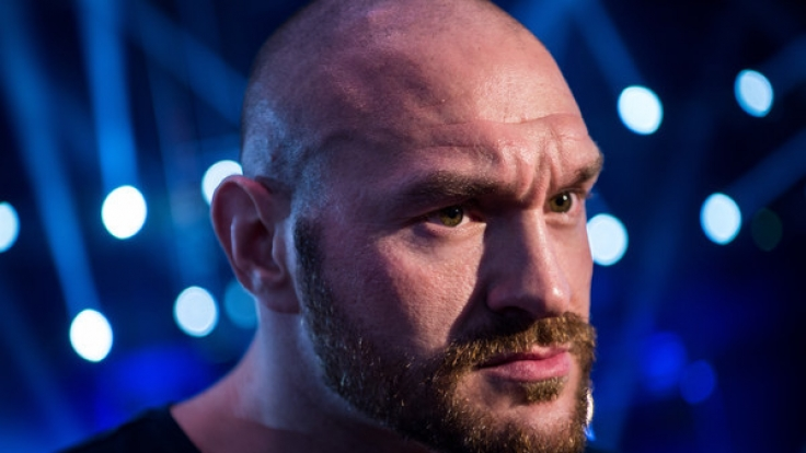 Tyson Fury leidet an Depressionen.