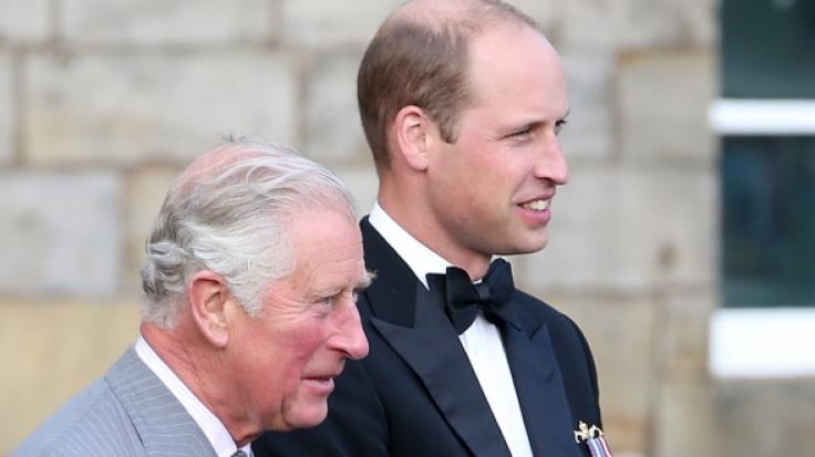 Prinz William wird eines Tages ein stattliches Erbe von seinem Vater Prinz Charles erhalten. (Foto)