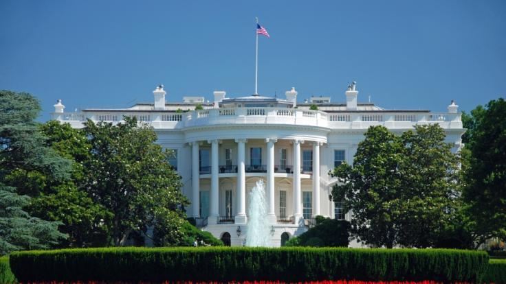 Das Weiße Haus den die neue Sprecherin von Donald Trump bekannt gegeben. (Foto)
