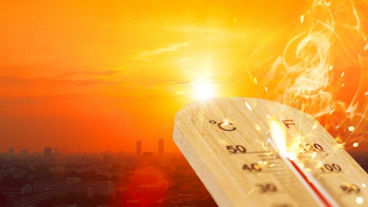 Eine neue Hitzewelle rollt auf Europa zu.
