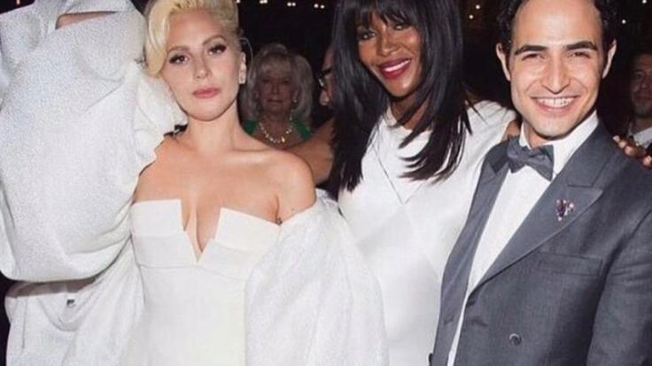 Naomi Campbell bezeichnet Lady Gaga als ihre Liebe.