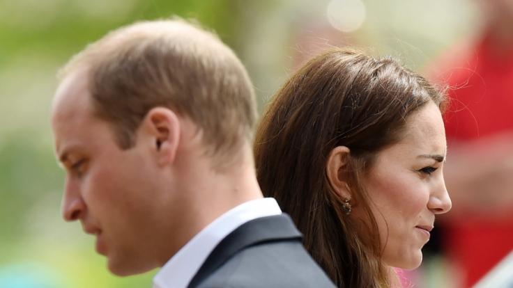 Herzogin Catherine und Prinz William bekamen keine Einladung zur Society-Hochzeit des Jahres. (Foto)