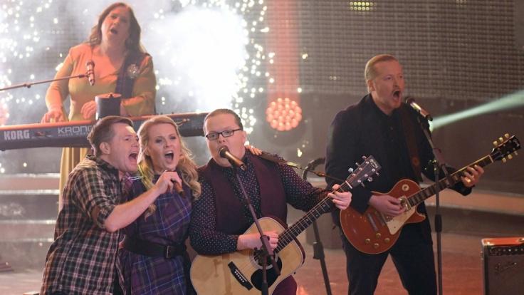 Die Kelly Family ging in den vergangenen Jahren ohne Barby Kelly auf Tour. (Foto)