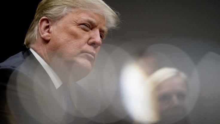 Donald Trump war im Visier eines Attentäters.