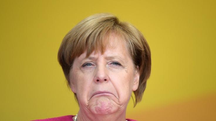 Ein Drittel der Wähler wollen einen vorzeitigen Wechsel im Bundeskanzleramt. (Foto)