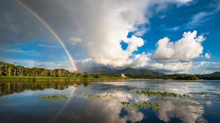 Das irische County Kerry eignet sich hervorragend für einen Familienurlaub. (Foto)