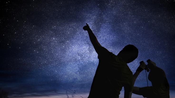 Im September warten einige Astro-Highlights auf Hobbyastronomen am Himmel. (Foto)