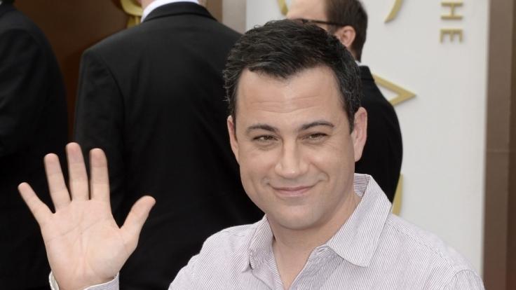 US-Talker Jimmy Kimmel hatte gleich zwei Penis-OPs. (Foto)