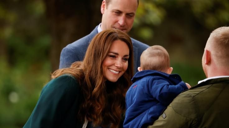 Kate Middleton hat einen neuen Job. (Foto)