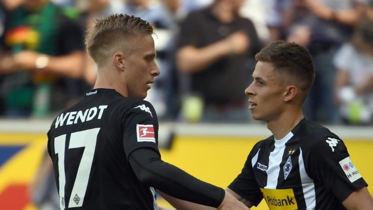 Heimspiel Borussia Mönchengladbach: Die aktuellen Spielergebnisse der 1. Fußball-Bundesliga bei news.de.