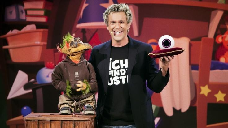 Sascha Grammel live! Ich find's lustig bei RTL (Foto)