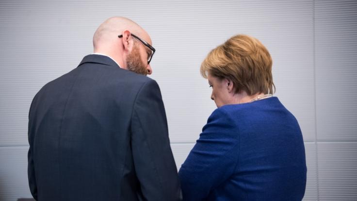 CDU-Generalsekretär Peter Tauber leidet an einer entzündlichen Darmerkrankung.