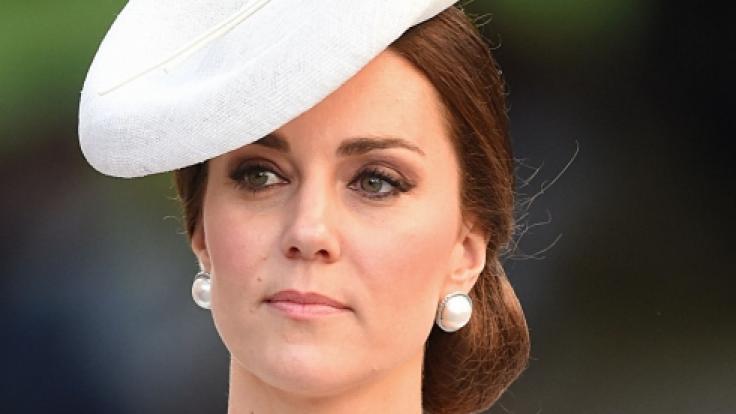 Kaum zu glauben: Kate Middleton wurde früher gehänselt. (Foto)