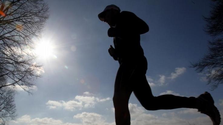 Hohe Ozonwerte: Sport morgens oder abends treiben