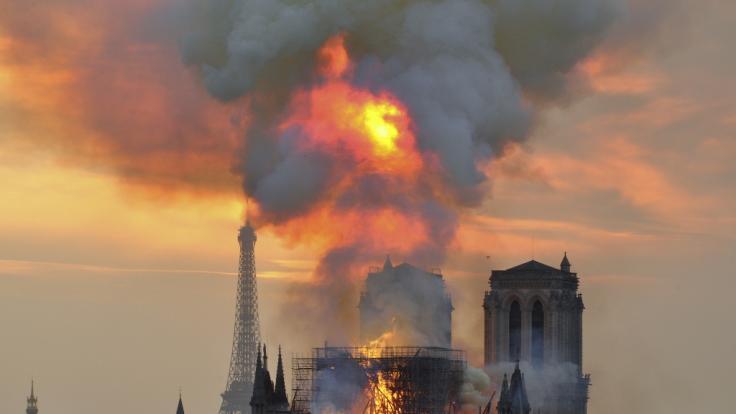Haben sechs Notre-Dame-Helden eine Studentin vergewaltigt? (Foto)