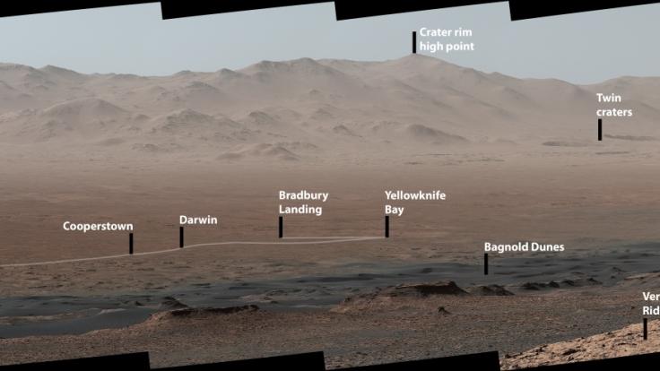 Noch in diesem Jahr soll der Lander InSight zum Mars fliegen. (Foto)