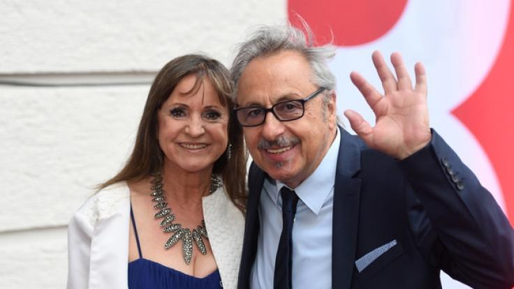 Schauspieler Wolfgang Stumph ist seit 1973 mit seiner Ehefrau Christine verheiratet. (Foto)