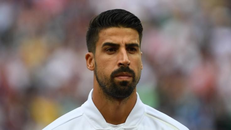 Der Nationalspieler Sami Khedira.