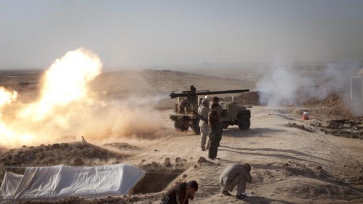 Die Terrormiliz ISIS droht mit weiteren Anschlägen im Ramadan.