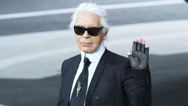Karl Lagerfeld starb im Alter von 85 Jahren. (Foto)