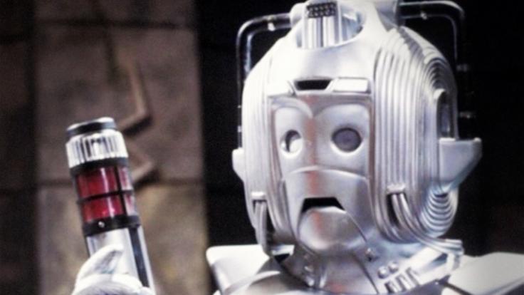 Keine Folge ohne die Cybermen! (Foto)