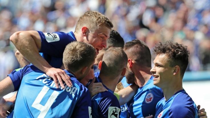 Heimspiel Hansa Rostock : Die aktuellen Spielergebnisse der 3. Liga bei news.de.