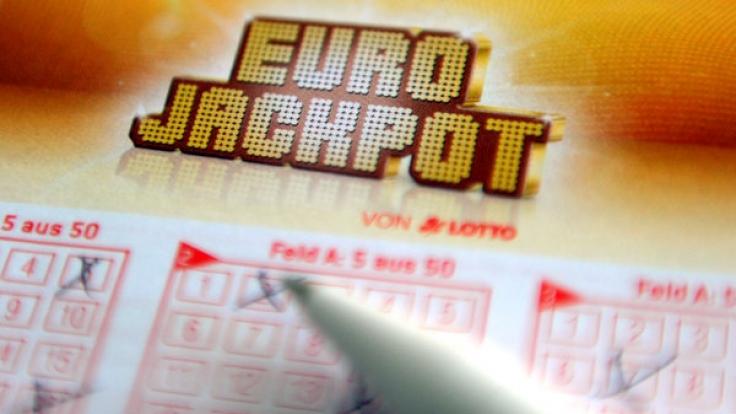 Eurojackpot vom 17.02.2017, die aktuellen Zahlen im Eurolotto (Foto)
