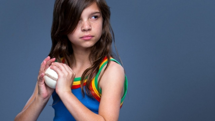 Wie ein Mädchen zu werfen, muss nichts Schlimmes sein. (Foto)
