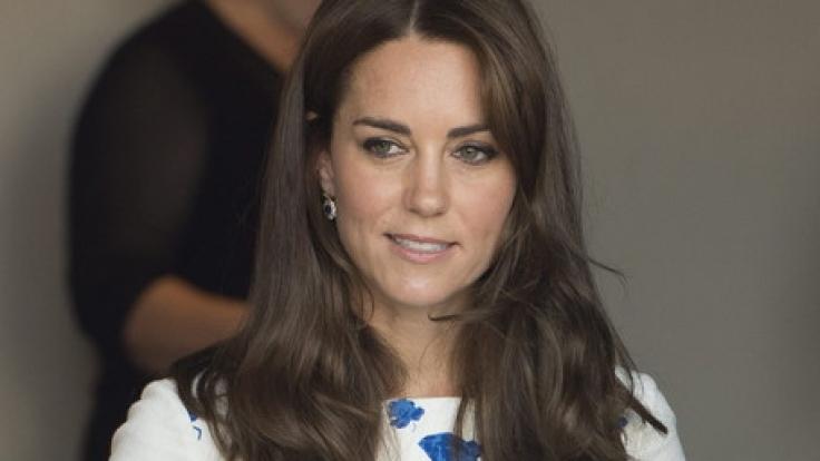 Herzogin Kate wurde offenbar dreist beklaut.