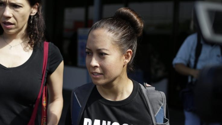 Alles ohne Arme: Jessica Cox fliegt Flugzeuge, fährt Auto und hat mehrere scharze Gürtel in Taekwondo. (Foto)