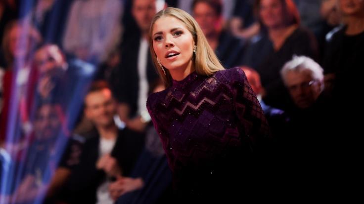 Victoria Swarovski zeigt sich in dieser Woche nicht ganz blickdicht.
