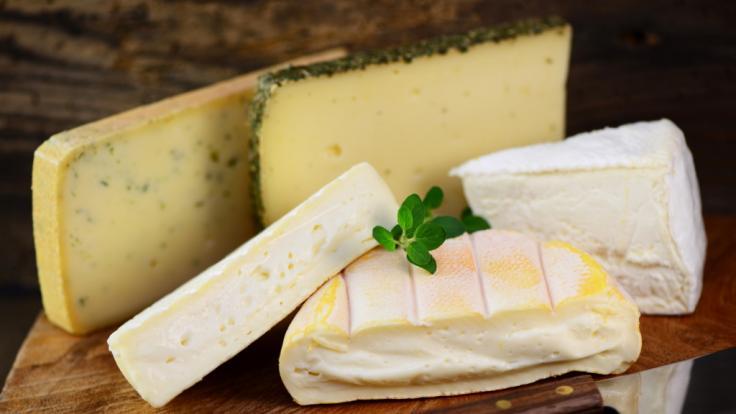 Aktuell wird ein Käse zurückgerufen.